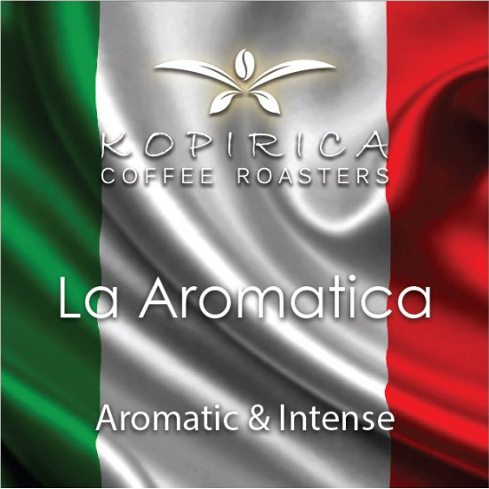 Coffee Bean / La Aromatica Espresso Blend, Whole Beans 500 g