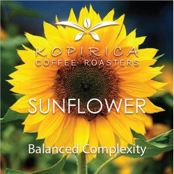 Coffee Bean / Sunflower Espresso Blend, Whole Beans 200 g