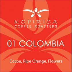 Coffee Bean / Colombia Huila Single Origin Espresso Whole Beans 1000g