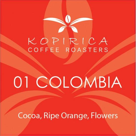 Coffee Bean / Colombia Huila Single Origin Espresso Whole Beans 500g
