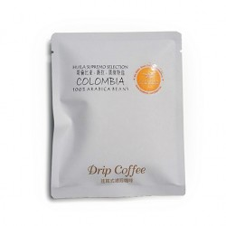 Coffee Drip Pack / Colombia Huila Single Origin Filter Coffee 12g single pack