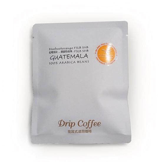 Coffee Drip Pack / Guatemala Huehuetenango Single Origin Filter Coffee 12g X 30 packs