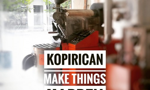 Why KOPIRICA Coffee Roasters ?