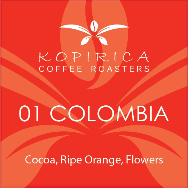 Coffee Bean / Colombia Huila Single Origin Espresso Whole Beans 500g