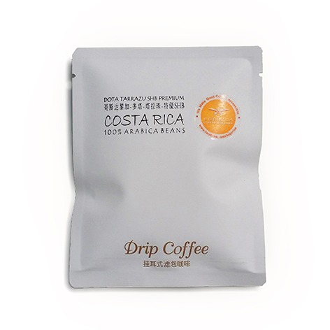Coffee Drip Pack / Costa Rica Tarrazu Single Origin Filter Coffee 12g X 30 packs
